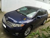 Bán Toyota Venza 2.7L đời 2011, màu xanh lam, nhập khẩu