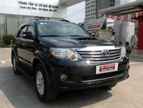 Toyota Cầu Diễn bán Fortuner G 2013, màu đen