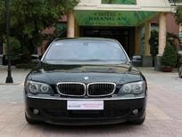 Cần bán BMW 7 750 LI 2006, màu đen, nhập khẩu