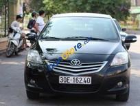 Cần bán Toyota Vios MT đời 2009, màu đen giá cạnh tranh