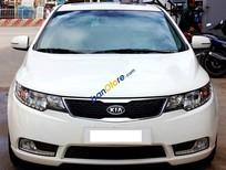 Cần bán Kia Forte SX 1.6AT đời 2013, màu trắng số tự động