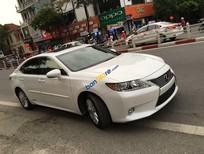 Bán xe cũ Lexus ES 300h 2014, màu trắng, nhập khẩu còn mới
