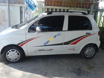 Bán ô tô Daewoo Matiz SE đời 2004, màu trắng