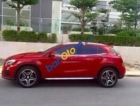 Cần bán xe cũ Mercedes GLA250 đời 2015, màu đỏ, nhập khẩu chính hãng