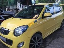 Cần bán Kia Morning MT đời 2010, màu vàng, giá 278tr