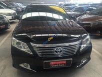 Toyota Đông Sài Gòn bán xe Camry 2.5Q màu đen 2013, mới 90%