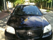 Cần bán Toyota Vios G đời 2005, màu đen chính chủ, 265 triệu