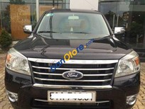 Cần bán lại xe Ford Everest AT đời 2010, màu đen