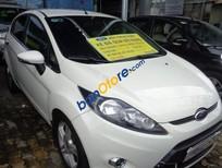 Cần bán xe Ford Fiesta AT đời 2012, màu trắng, giá 475tr