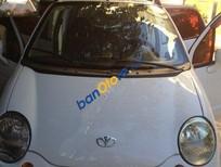 Cần bán Daewoo Matiz MT đời 2007, màu trắng