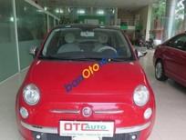 Cần bán xe Fiat 500 AT đời 2009, màu đỏ, nhập khẩu chính hãng