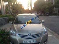 Cần bán gấp Toyota Vios MT năm 2011