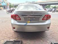 Bán Toyota Corolla Altis 1.8AT đời 2010, màu bạc