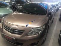 Toyota Đông Sài Gòn bán xe Altis 1.8AT, màu nâu vàng, xe gia đình