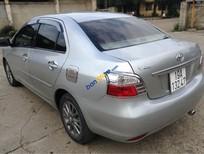 Bán Toyota Vios 1.5 E đời 2013, màu bạc số sàn