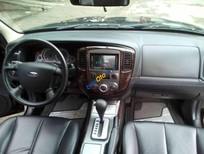 Bán Ford Escape XLT đời 2010, màu đen