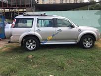 Bán xe Ford Everest Limited đời 2011, màu vàng số sàn