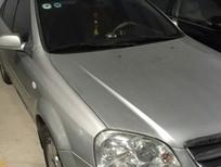 Cần bán Daewoo Lacetti se 2009, màu bạc,  giá 280 triệu