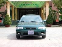 Bán ô tô Mazda 323 2000, màu xanh giá cạnh tranh
