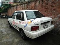 Bán xe cũ Kia Pride B đời 1996, màu trắng, nhập khẩu chính hãng