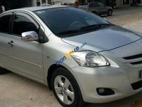Bán Toyota Vios E sản xuất 2009, màu bạc số sàn