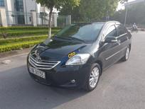 Cần bán xe Toyota Vios 1.5 E đời 2010, màu đen giá cạnh tranh