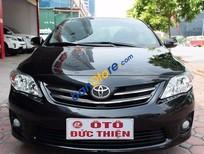 Bán Toyota Corolla Altis 1.8AT 2011, màu đen chính chủ