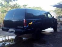 Bán Chevrolet Suburban đời 1995, màu đen, xe nhập