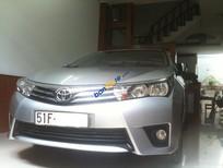 Bán Toyota Corolla altis 1.8G đời 2015, màu bạc