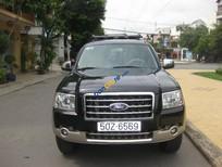 Bán ô tô Ford Everest MT đời 2007, màu đen số sàn, 450 triệu