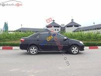 Bán ô tô Toyota Vios G đời 2005, màu đen chính chủ, 265tr