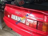 Bán xe cũ Audi 80 đời 1992, màu đỏ, nhập từ Đức số tự động