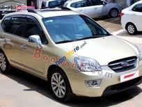 Cần bán xe cũ Kia Carens SX 2.0AT đời 2010, màu vàng, giá 445tr