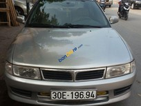 Cần bán xe Mitsubishi Lancer GLX đời 2001, màu xám