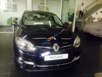 Bán Renault Megane đời 2016, màu đen