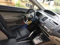 Cần bán lại xe Honda Civic 2.0 sản xuất 2008, màu xám giá cạnh tranh