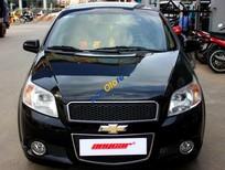 Bán xe Chevrolet Aveo LTZ 1.5AT năm 2014, màu đen, 38.500km