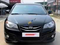 Bán xe Hyundai Avante 1.6AT đời 2011, màu đen số tự động