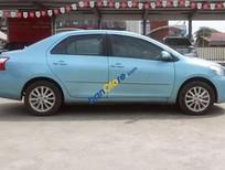 Bán xe Toyota Vios G đời 2010, màu xanh lam chính chủ, 500 triệu