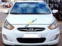 Bán Hyundai Accent 1.4AT đời 2012, màu trắng số tự động