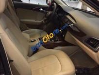 Bán xe Audi A6 đời 2013, màu đen, xe nhập