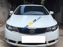 Cần bán xe Kia Cerato 1.6 AT đời 2009, màu trắng chính chủ