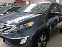 Cần bán xe Kia Sportage 2.0 AT đời 2011, màu xám, nhập khẩu chính hãng như mới, 710tr