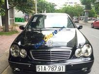 Bán ô tô Mercedes C240 đời 2004, màu đen, nhập khẩu nguyên chiếc chính chủ
