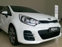 Bán xe Kia Rio đời 2016, màu trắng