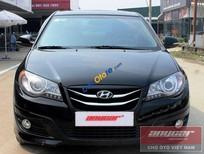 Bán Hyundai Avante 1.6AT đời 2011, màu đen, giá tốt