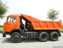 Sở hữu xe ben Kamaz 55111 nhập khẩu từ Nga chỉ với 20% giá trị xe