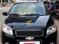 Bán Chevrolet Aveo LTZ 1.5AT đời 2014, màu đen