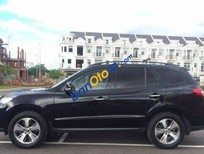 Bán Hyundai Santa Fe AT đời 2011, màu đen