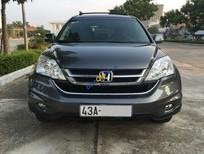 Cần bán gấp Honda CR V 2.0AT đời 2010, màu xám, xe nhập